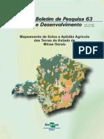 Bpd63 2004 Mapeamento Mg