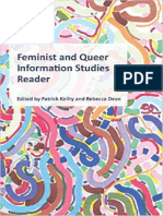 [Gender and Sexuality in Information Studies] Patrick Keilty and Rebecca Dean (Eds.) - Feminist and Queer Information Studies Reader (2013, Litwin Books)