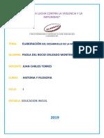 Desarrollo de La Monografía-paola