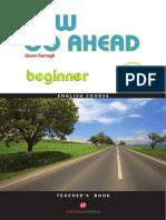 New Go Ahead Beginner PDF Teacher's book