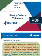 Ética y Cultura Tributaria (Con Personajes)