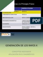 Generacion de Rayos X y Su Aplicacion
