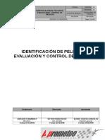SGI-P-05.Procedimiento de Identificación de Peligros y Evaluación de Riesgo