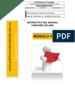 Instructivo Manual Tarifario ISS 2000