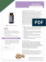 aceite esencial para el estomago