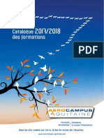 Catalogue 2017 2018 2019 Des Formations