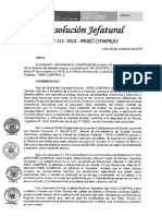 Res. Jef. 111-2018-Perucompras Modifica 7 Fichas Tecnicas Equipos Accesorios Suministro Medicos