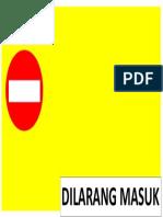 Tulisan LARANGAN.doc