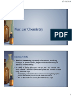 Nuclear Chemistry - Lecture