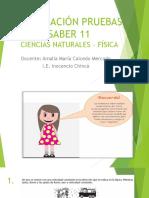 Preparación Pruebas Saber 11 2018
