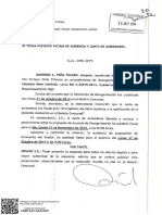 Escrito y Resolución 23-10-2014
