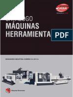 Catálogo Máquinas Herramientas