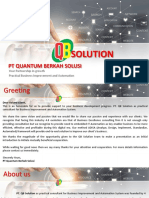 Company Profile QB Solution