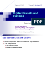 5.3DelaysSequentialElements