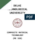 Composite Material Report