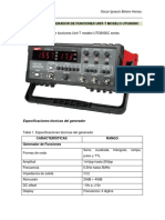 Manual Del Generador de Funciones Unit