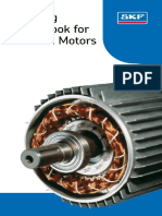 SKF Bearing Handbook for Electric Motors