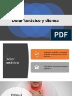 Dolor Toracico - Disnea