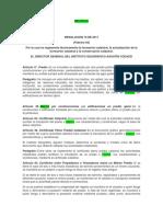 Mejoras Resolucion 70 de 2011
