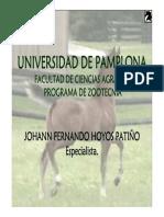 Presentacion Imprinting & Etologia
