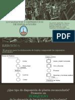 Localizacion y Distribucion de Instalaciones