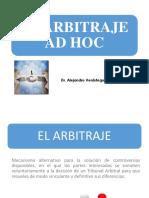 arbitrajeadhoceinstitucional-140710151107-phpapp02
