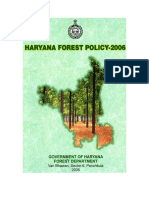 Forest Policy 2006