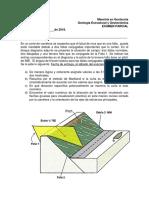 Examen Parcial Geologia Estructural Agosto-2018