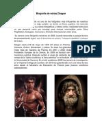 Biografía de Ndrzej Dragan