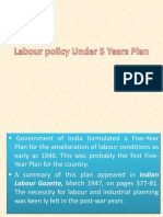 Labour policy Under 5 Years Plan.pptx