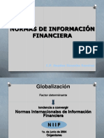 Presentacion Nif y Postulados Basicos