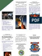 37 Surface Warfare Officers School (SWOS) Tri-Fold