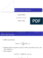 01. Forward Currency Contracts