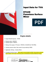 TVA Input Document