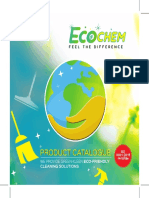 Eco Friendly Cleaning Chemical