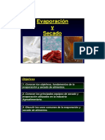 4. Clase Evaporacion-Deshidratacion