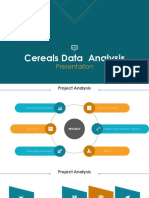 Cereals Data Analysis