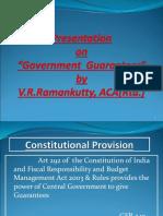 9. Government Guarantee