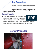 types of propellers
