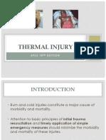 Atls Trauma Thermal