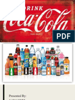 Coke Ppt File