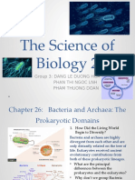 The Science of Biology 2