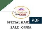 Special Ramzan