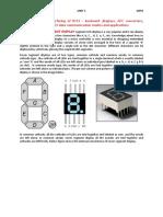 5-Unit 5 Mpmc 8051 Interfacing