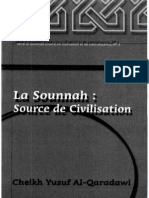 13574806 La Sounnah Source de Civilisation Sheikh Yusuf Al Qardawi