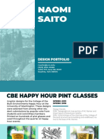 naomi saito design portfolio