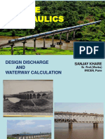 Bridge Hydraulics(Sanjay)
