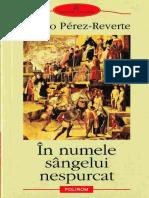Arturo Pérez-Reverte - În Numele Sângelui Nespurcat [V2]