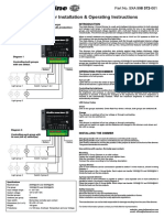 2 Group Dimmer Instructions