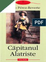 Arturo Pérez-Reverte - Căpitanul Alatriste [V1]